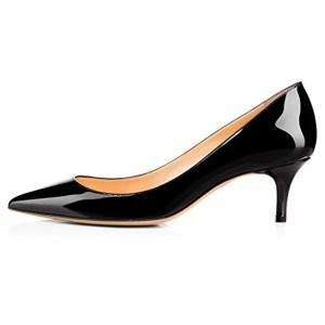 Soireelady Escarpins Femme à Talon Moyen Élégante Club Soiree Bureau Chaussures 2018