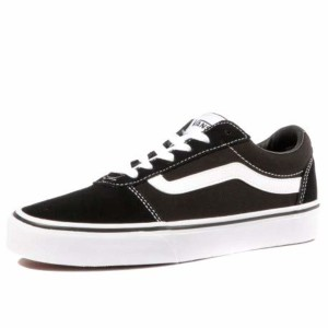 Vans Ward Suede/Canvas, Sneakers Basses Femme 2018