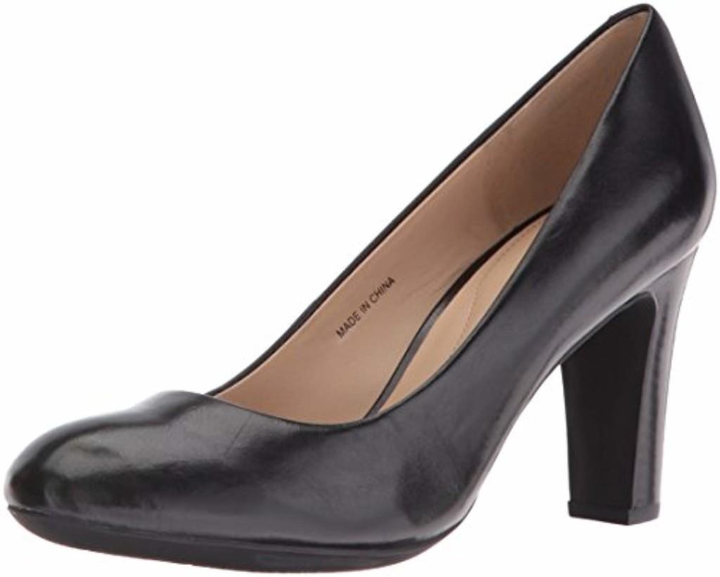 Geox  D NEW Marielle HI, Chaussures  talons - Avant du pieds couvert femme 2018