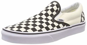 Vans Classic Slip-on Checkerboard, Baskets Mixte Adulte 2018