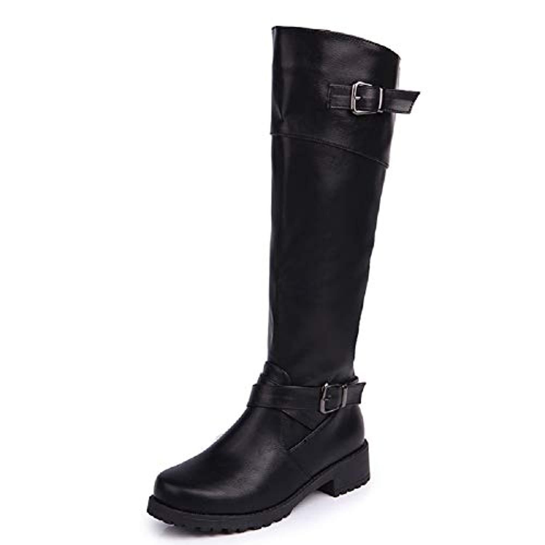 anokar bottes femme cuir hiver knee boots equitation boots femme biker bottes hautes longue. Black Bedroom Furniture Sets. Home Design Ideas