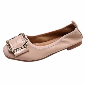 Ballerines Plates Vernies Femme Chaussures Plates en Cuir Automne,Overdose Casual Loafers Flats Ballet Shoes 2019