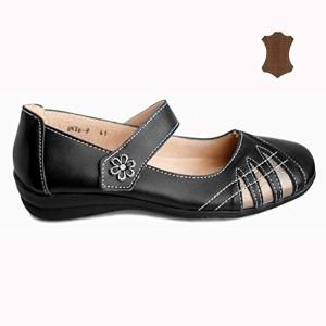 Chaussures Femme Babies DMY6-9 Ballerines Cuir Grande Taille 41 42 43 44 2019