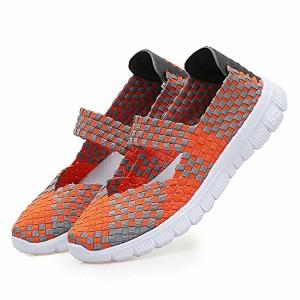 Chaussures Femmes Trainers Glisser sur Respirant Poids Léger Mode Chaussures de Marche 2019