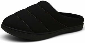 DAFENP Chaussons Hiver Homme Femme Peluche Douce Chaud Coton Pantoufles Confortable Accueil Slippers Chaussures 2018