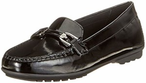 Geox D Elidia A, Mocassins (Loafers) Femme 2019