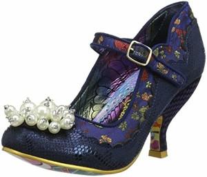 Irregular Choice Shoesbury, Mary Janes Femme 2019