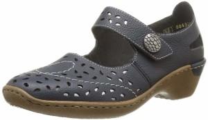 Rieker 48356 14, Chaussures de ville femme 2019