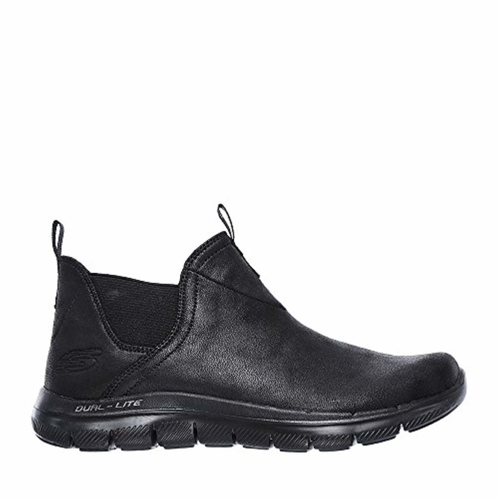 Skechers Flex Appeal 2.0 Done Deal, Chaussure basse femme 2019