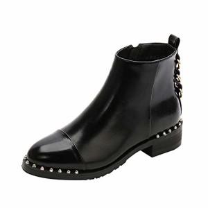 Sonnena- Bottes Femme – Martin Bottes – Boots Flattie Sport – Chaussures Classiques – Bottines-Rivet-Chaussures Plates 2019