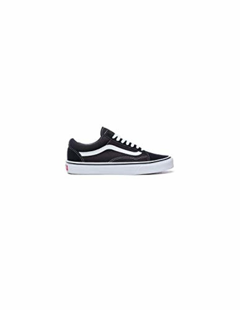 Vans Old Skool Classic Suede/Canvas, Baskets Basses Mixte Adulte 2019