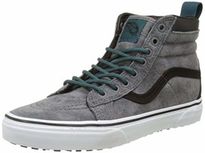 Vans Sk8-hi MTE, Sneakers Hautes Mixte Adulte 2019