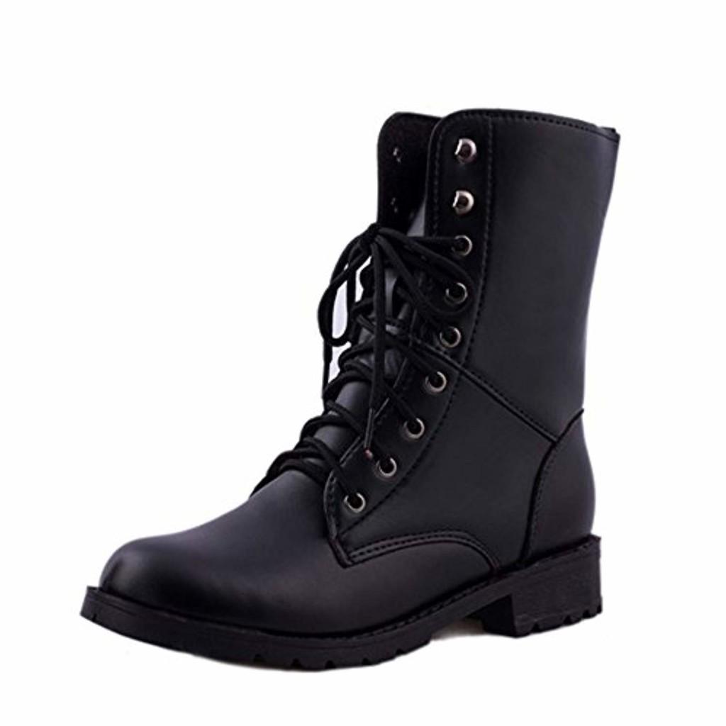 Sonnena - Bottes Femme - Bottes - Boots Flattie Sport - Chaussures Classiques - Bottines À Lacets 2019