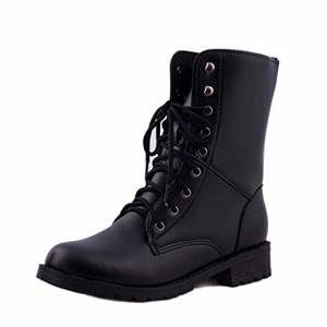 Sonnena – Bottes Femme – Bottes – Boots Flattie Sport – Chaussures Classiques – Bottines À Lacets 2019