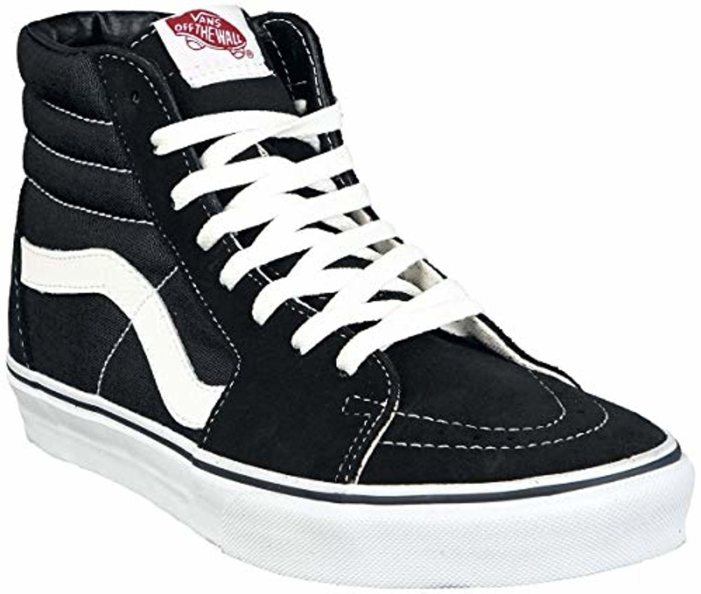 Vans Sk8-hi Classic Suede/Canvas, Baskets Hautes Mixte Adulte 2019