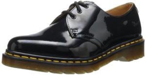 Dr Martens 1461 Patent Lamper, Chaussures de ville femme 2016