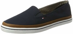 Tommy Hilfiger K1285esha 7d, Sneakers Basses Femme 2018