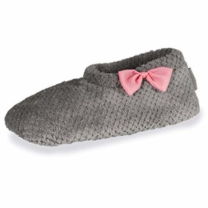 Isotoner Chaussons Bottillons Femme nud Organza 2018