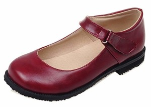 Easemax Femme Confortable Bout Rond Antidérapant Basse Fille Mary Janes 2018