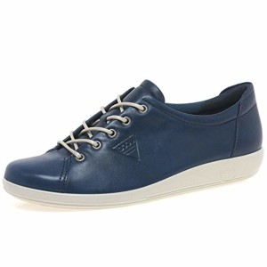 Ecco Soft 2.0, Sneakers Basses Femme 2019