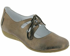 Mephisto – Chaussures DARYA pailleté – Taupe 2019