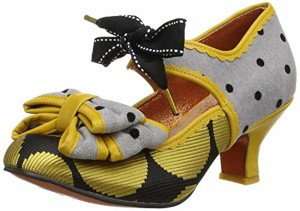 Poetic Licence by Irregular Choice Apple Spice, Mary Janes Femme 2019