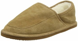 SNUGRUGS Suede with Wool Lining and Rubber Sole, Chaussons Mixte Adulte 2019