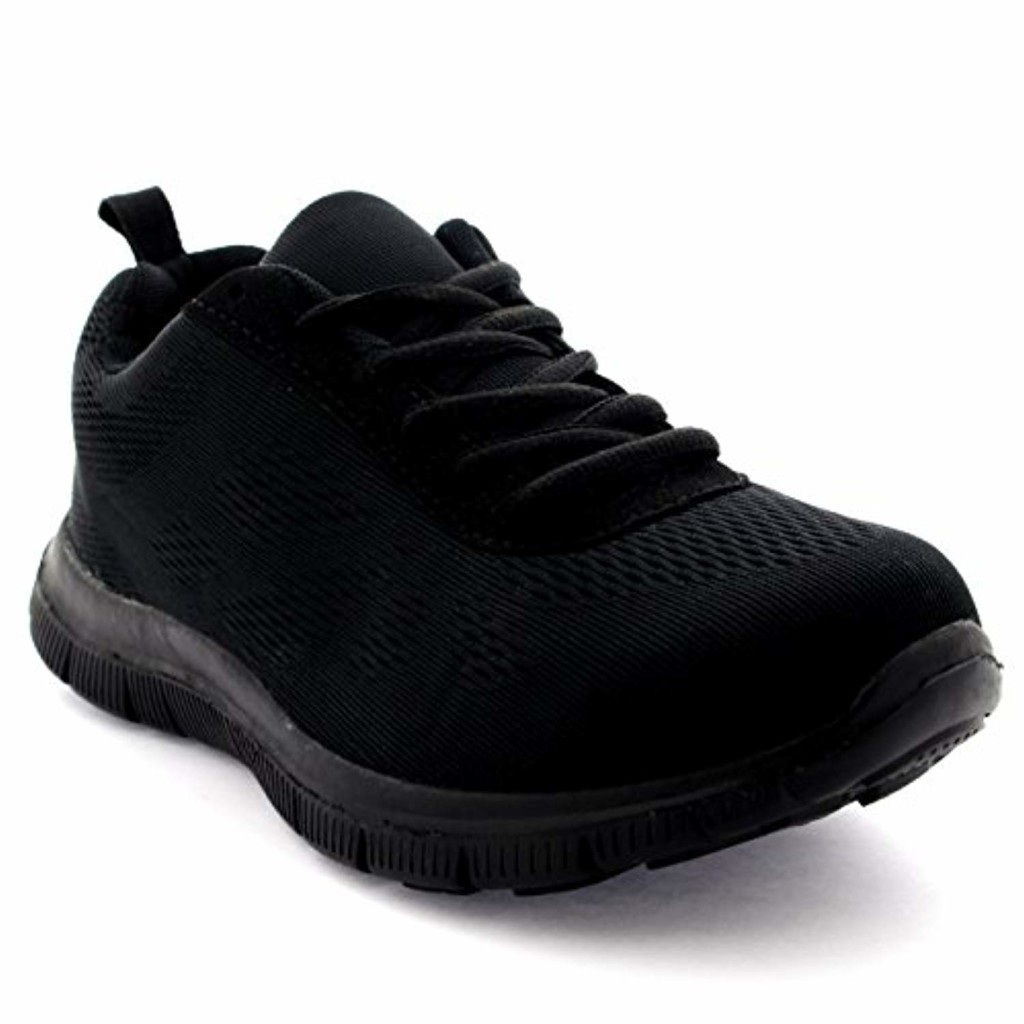 Femmes Get Fit Engrener Go Formateurs Athlétique Walk Gym Chaussures Sport Run 2019